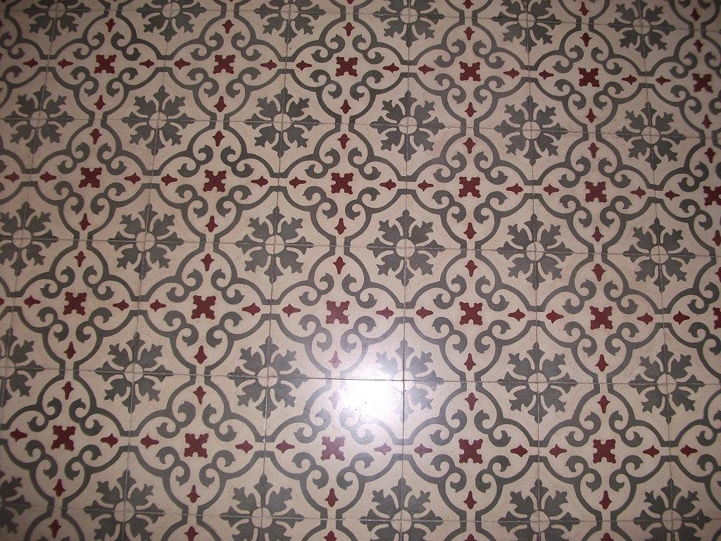 Restauracion suelos hidraulicos barcelona labaietador - Mosaico hidraulico precio ...