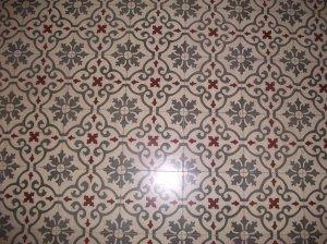 Pulir suelos hidraulicos hospitalet cornella labaietador for Suelo hidraulico antiguo