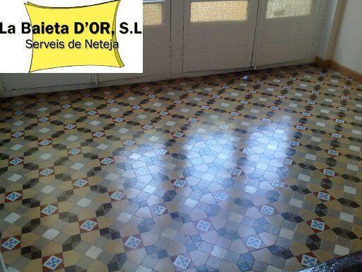 Pulido suelos hidraulicos barcelona pulido suelos barcelona - Mosaico hidraulico precio ...