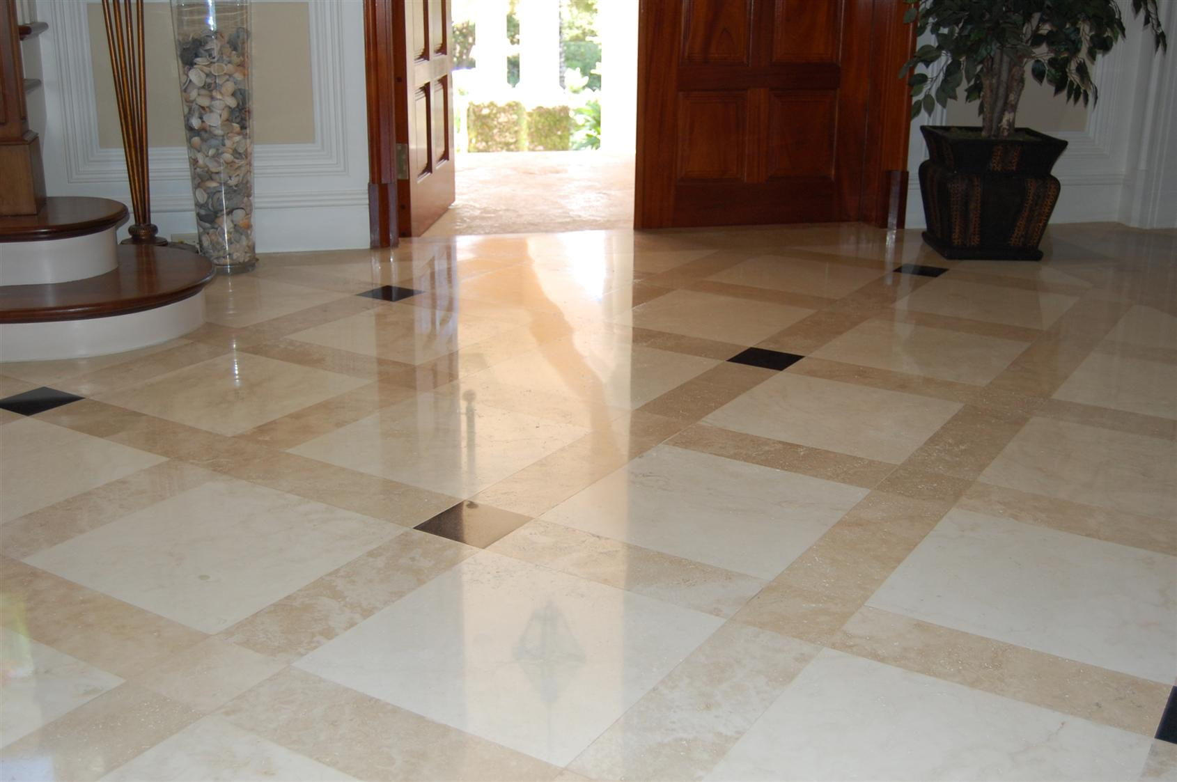 Pulido marmol terrazo pulir suelos hidr ulicos barcelona - Tipos de suelos para pisos ...